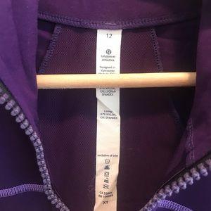 lululemon athletica Other - Lululemon Define Jacket Purple EUC 12